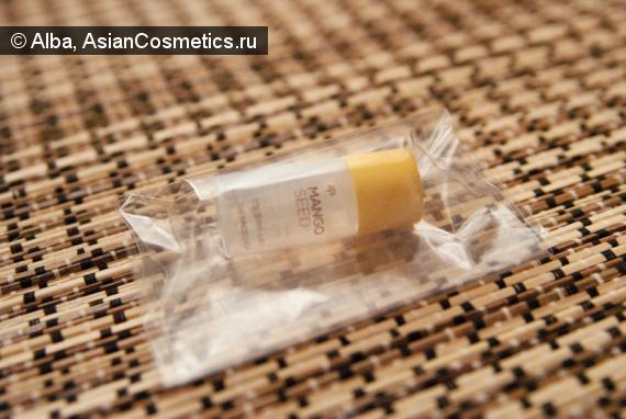 Отзывы об азиатской косметике: The Faceshop Mango Seed Exfoliating Clear Smoother