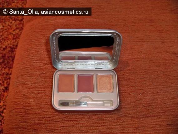 Отзывы об азиатской косметике: Блеск для губ с кофе и корицей Fruit Brunch Lip Box от SkinFood