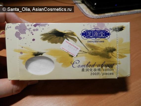 Отзывы об азиатской косметике: Сухие косметические салфетки как экономная и удобная альтернатива ватным дискам
