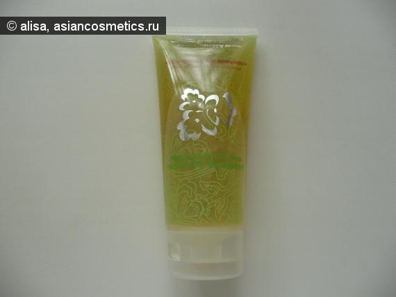 Отзывы об азиатской косметике: Арома-маска для лица Лепестки жасмина от MeiTan