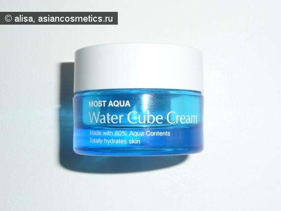 Отзывы об азиатской косметике: Увлажняем кожу ледниковой водой