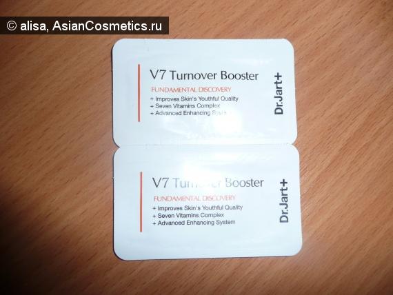 Отзывы об азиатской косметике: Восстанавливающая сыворотка для лица от Dr. Jart+