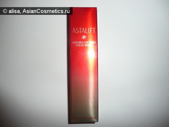Отзывы: Омолаживающий питательный крем для кожи вокруг глаз AstaLift