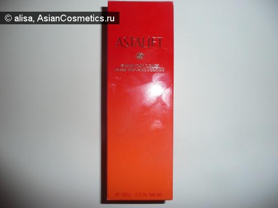 Отзывы: Astalift moisture foam cleanser – пенка для умывания
