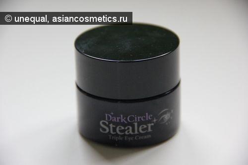 Отзывы об азиатской косметике: Крем для век от темных кругов Holika Holika Dark Circle Stealer