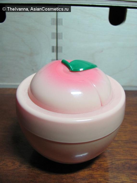 Отзывы об азиатской косметике: Персиковый пилинг-скатка от Baviphat