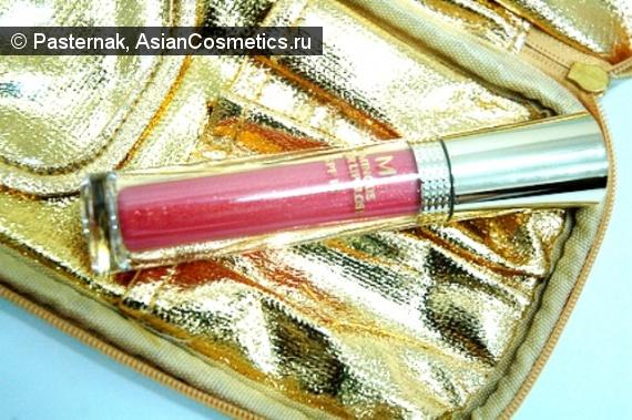 Отзывы об азиатской косметике: Сияние цвета с Missha Luminous Color Lipgloss SPF 10 – RD06