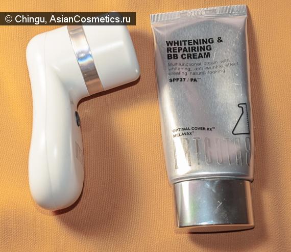 Отзывы: [BRTC] Whitening & Repairing BB Cream Auto Makeup SET Vibrating Vibration 5 puff- мое самое большое косметическое разочарование