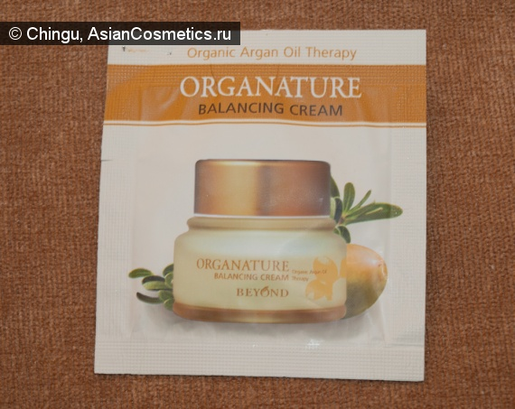Отзывы: Beyond organature balancing cream отзыв
