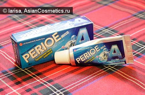 Отзывы: Корейская зубная паста Perioe A - Alka Action Toothpaste