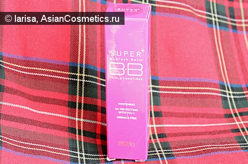Отзывы: BB-cream от Skin79 «Hot Pink Super Plus Beblesh Balm»
