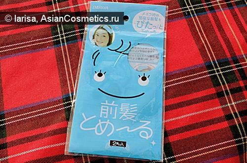 Отзывы: Японские «липучки» для волос