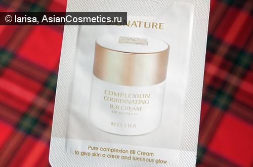 Отзывы: Смешиваем CC и BB крем: Signature Complexion Coordinating BB Cream от Missha
