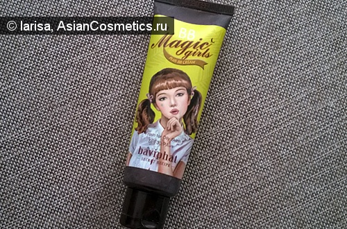 Отзывы: Magic Girls Plus BB Cream от Baviphat