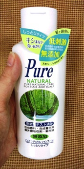 Отзывы: Шампунь Pure Natural от MoltoBene