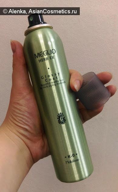 Отзывы: MoltoBene Meglio Glossy Coat - Спрей-блеск для восстановления и ухода за волосами без фиксации.